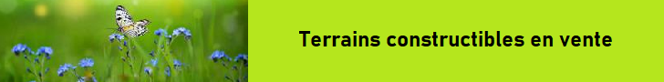 Terrains constructibles à vendre en France sur www.proprietairemaintenant.fr
